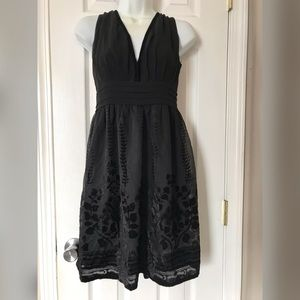 NWOT - H&M conscious collection black dress